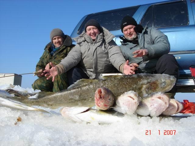 приморский сайт рыбаков