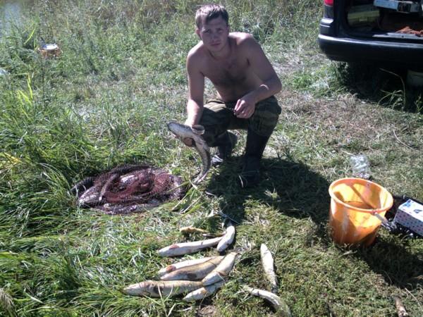 орский клуб рыбаков